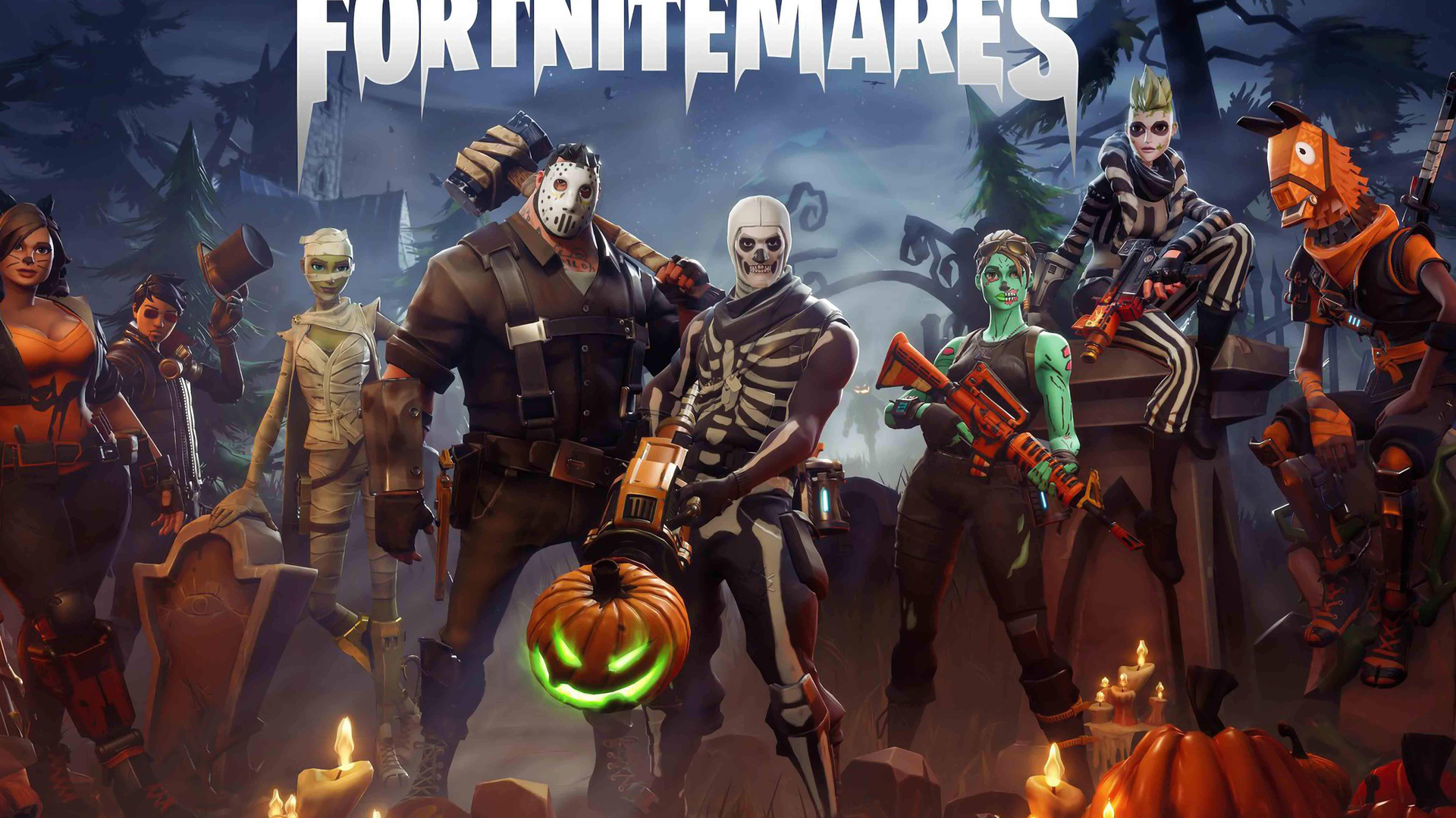 The 25 Best Fortnite Halloween Costumes for kids (and adults)