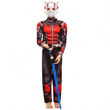 hot superhero of the avengers Ant-man costumes in 2019