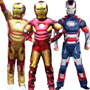 iron man costume armor suit for kids