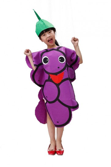 baby Grape Costume
