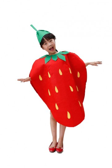 Baby Strawberry  Costume