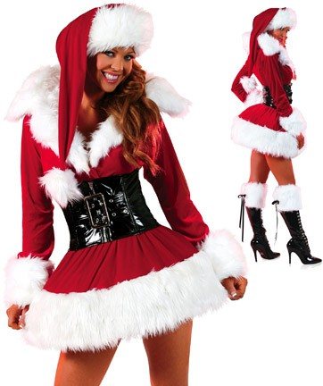 Velvet Lingerie Costume  wholesale