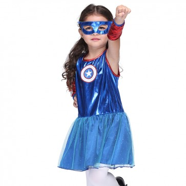 Captain America costume wholesale