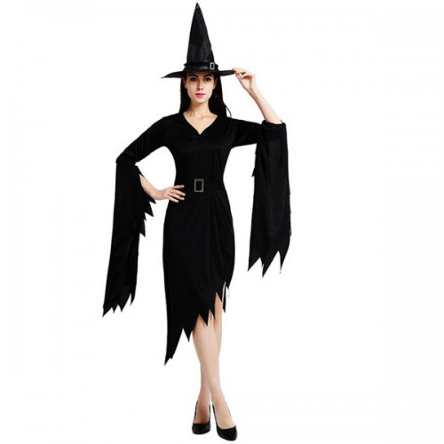 Witch costumes in 9 styles