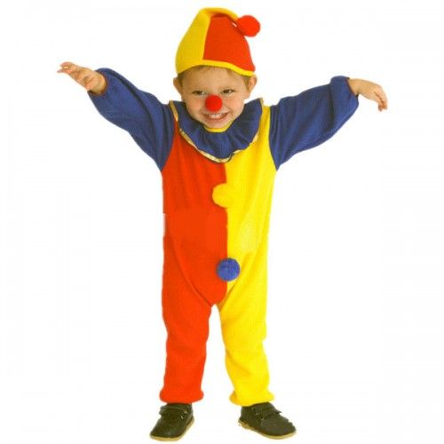 hot infant  clown costumes in 2019
