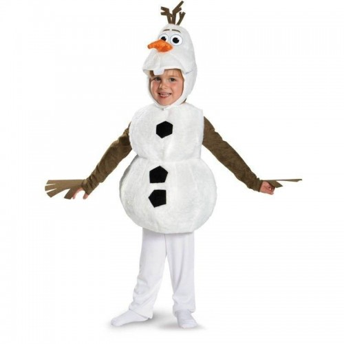 Olaf mascot costume snowman for kids - Frozen
