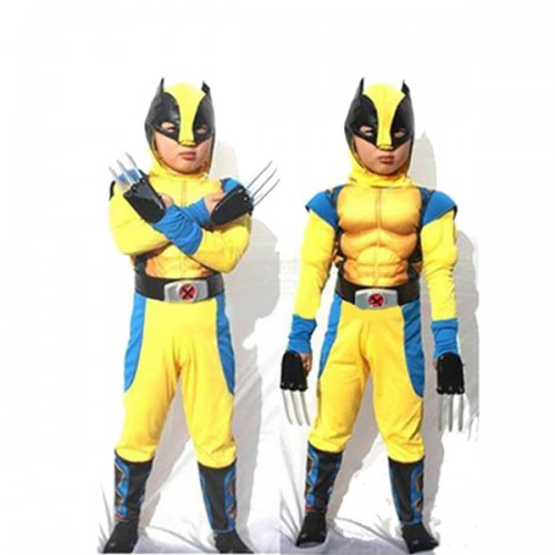 marvel Wolverine X-Men costume