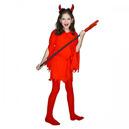 halloween Devil Costume for Girl