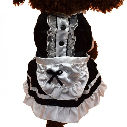 cheap halloween maid dog costume online