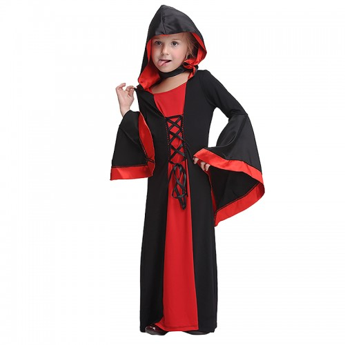 halloween Vampire outfit dress for Kids