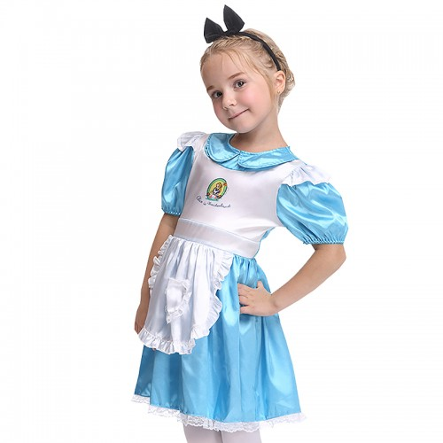 Alice In Wonderland Maid dress