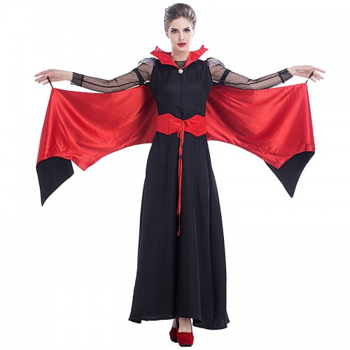 halloween vampire dress