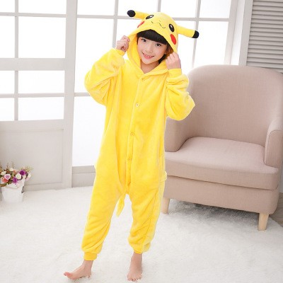 lovely pikachu costume for kids