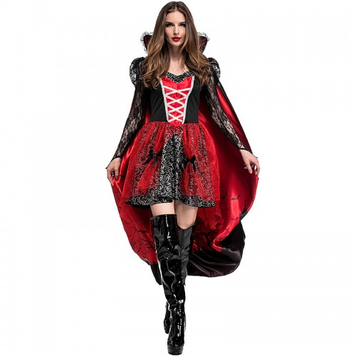halloween vampire cosplay for women