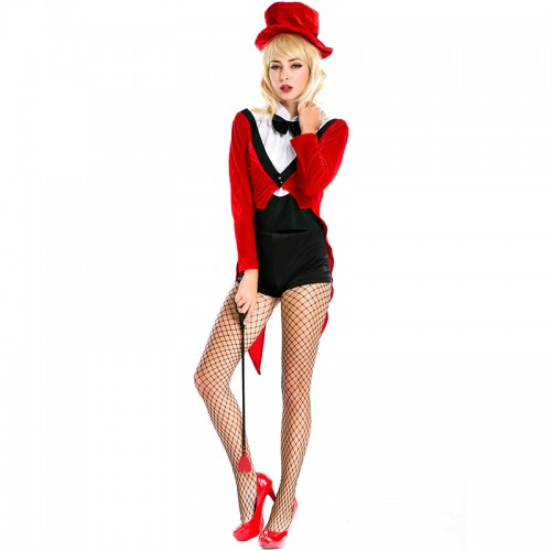 magician halloween costume for woman wholesale