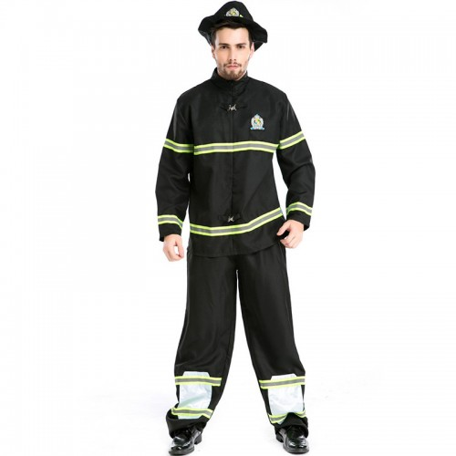 couples fireman costume wholesale