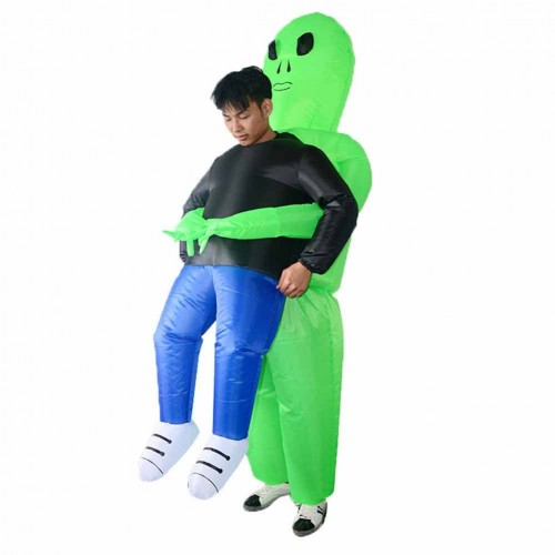Alien Inflatable Costume for kids