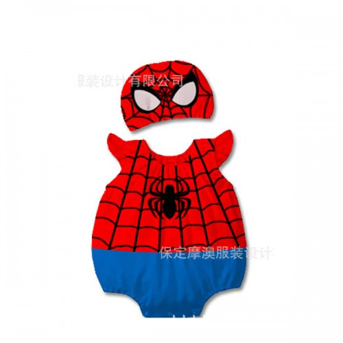 Spiderman baby Costume for halloween