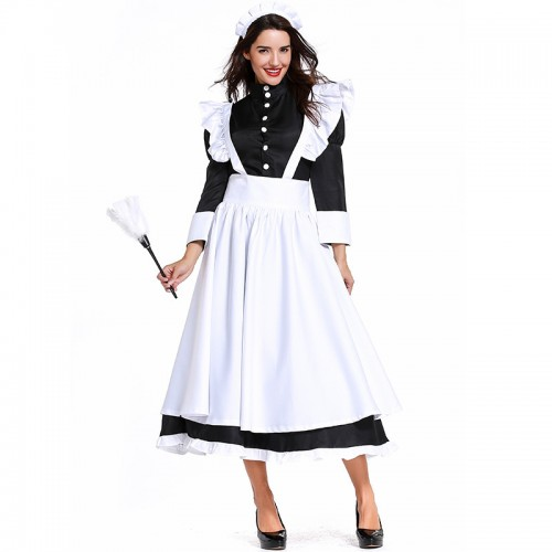 sexy maid costume  wholesale