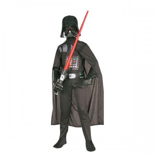 kids darth vader  costume for halloween