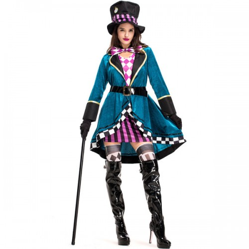 mad hatter hat costume for woman