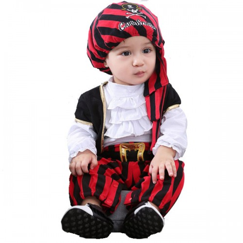 baby pirate costume for halloween