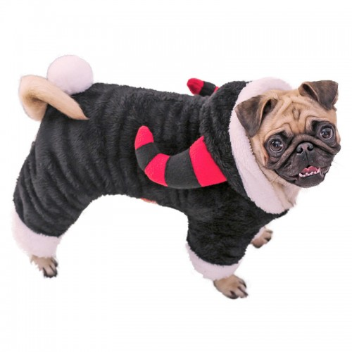 halloween devil dog costume