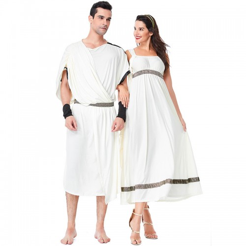 cheap halloween greek god couple costume online