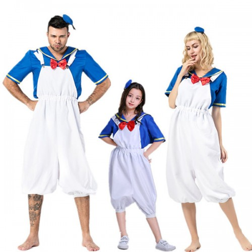 hot disney  Donald Duck  costume in 2019