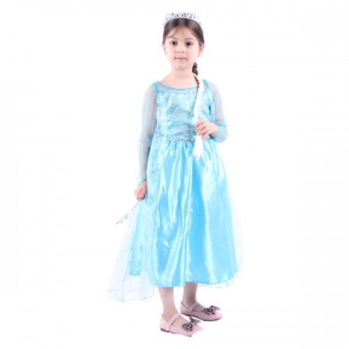 Princess cinderella Costume wholesale for girl
