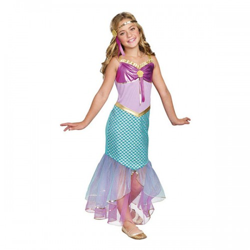 hot mermaid Princess Costume in 2019