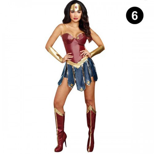 Wonder Woman suit