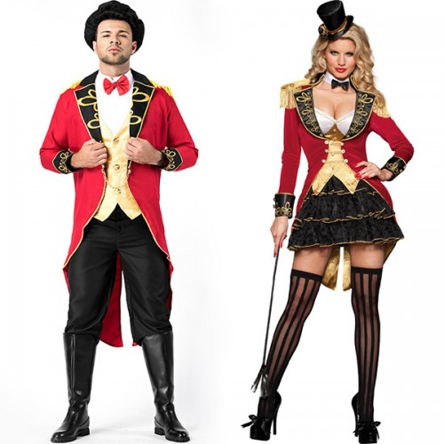high quality ringmaster costume for groups near me