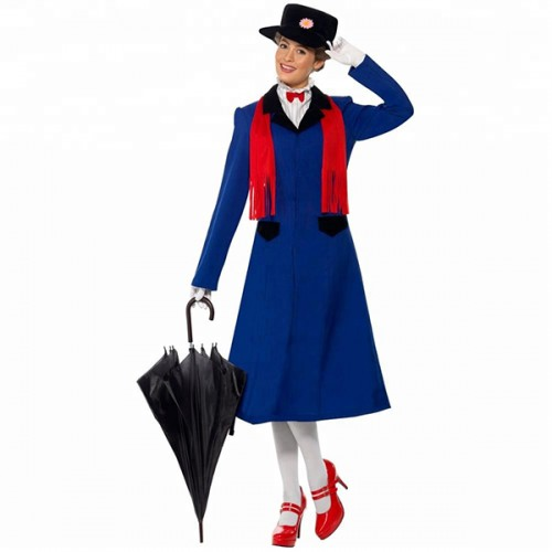 Mary Poppins Costume Dress