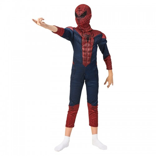 amazing spiderman homecoming muscle costume for halloween