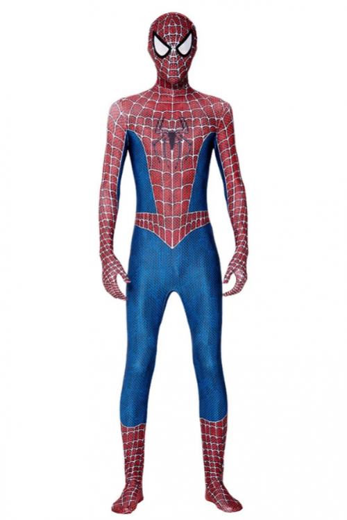 Amazing spiderman cosplay suit