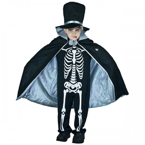 skeleton costume for kids