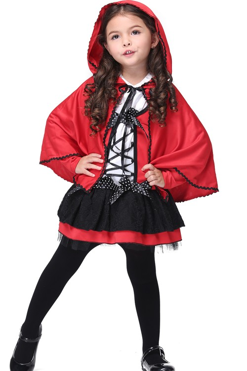 little red riding hood costume for girls