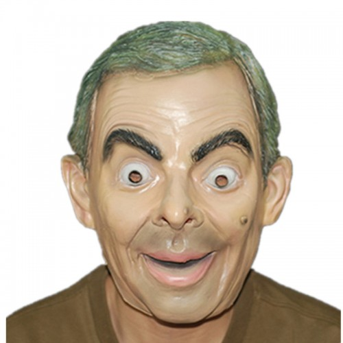 halloween Mr Bean mask in 2020