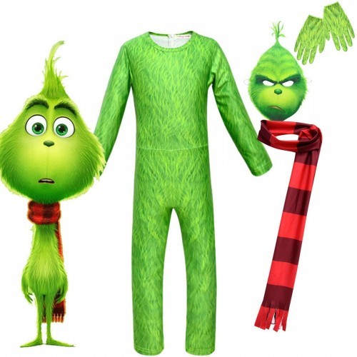 grinch costume for christmas
