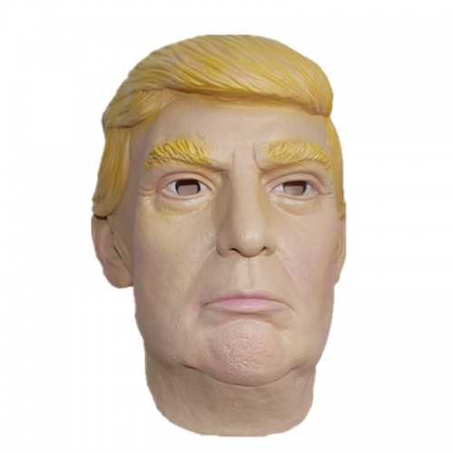 Trump Head Full Mask For Halloween
