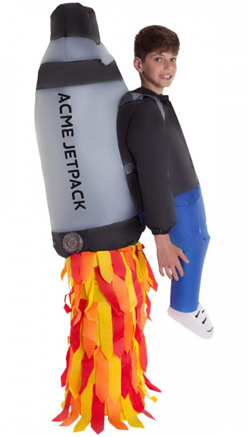 halloween Inflatable Jetpack costume