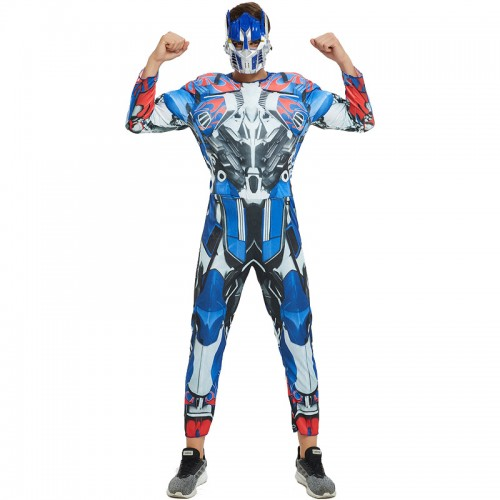 Halloween Optimus Prime costume adult