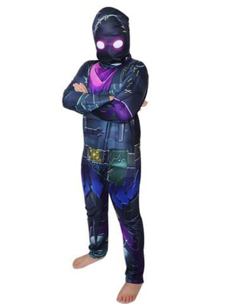 halloween raven costume - fortnite