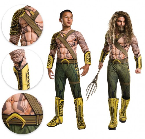 halloween Aquaman costume -Jason Momoa