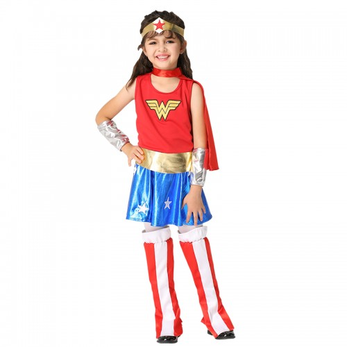 Wonder Woman costumes for kids wholesale