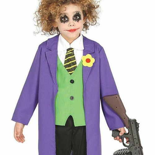 Joker Halloween costume for kids