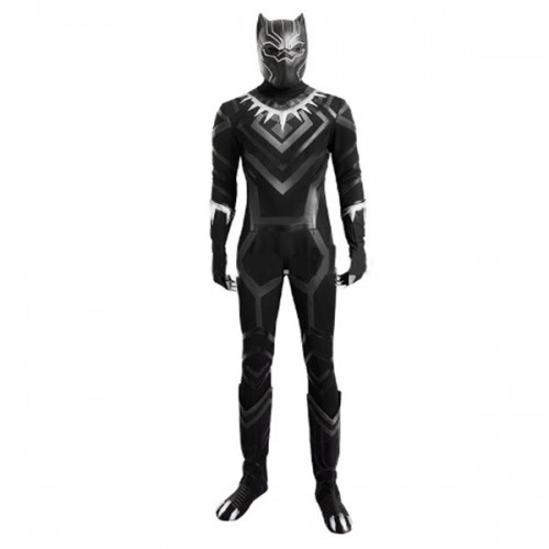 halloween black panther costume