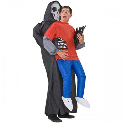 grim reaper halloween Inflatable costume