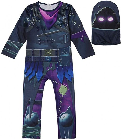 fortnite raven costume for kids